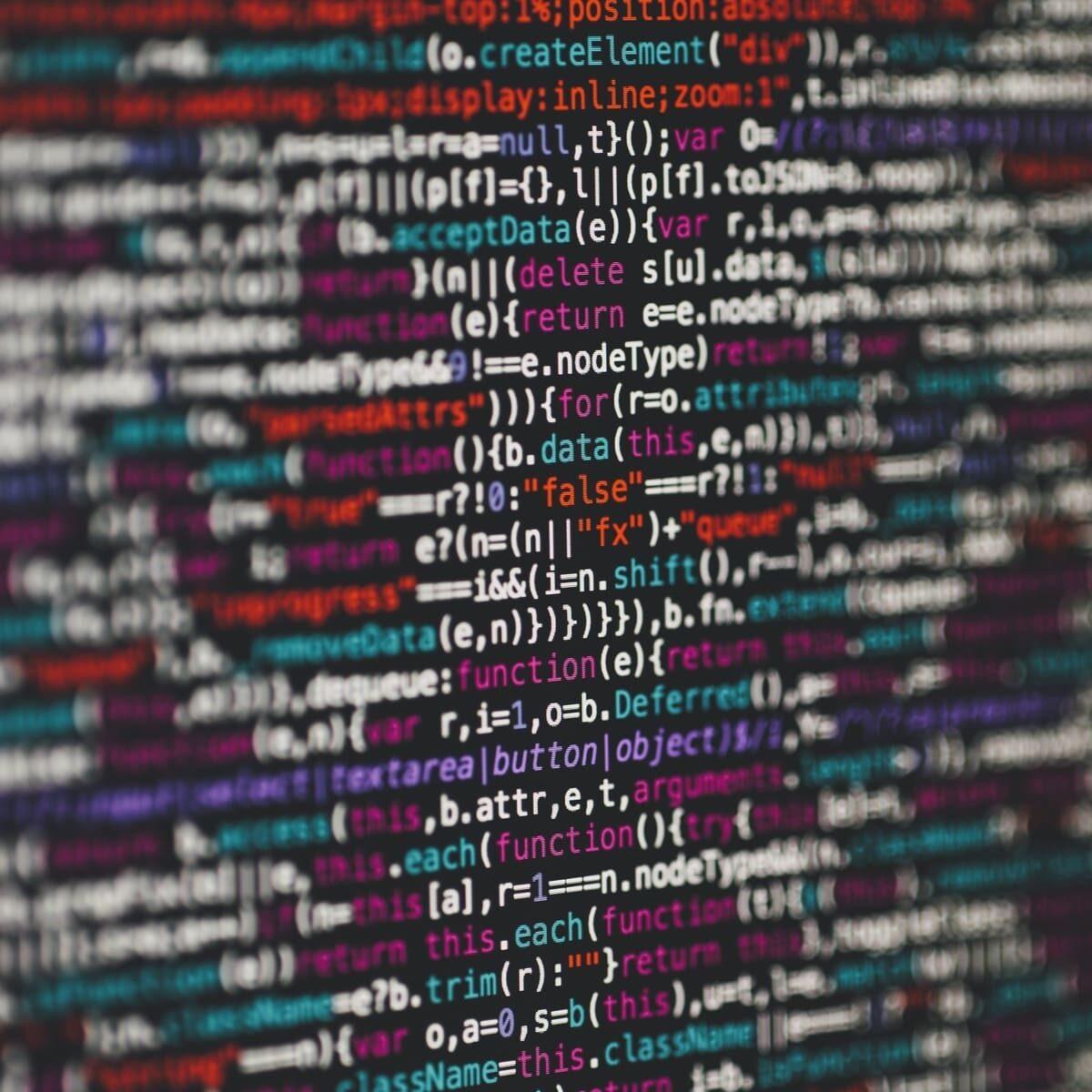 Codice di sviluppo software