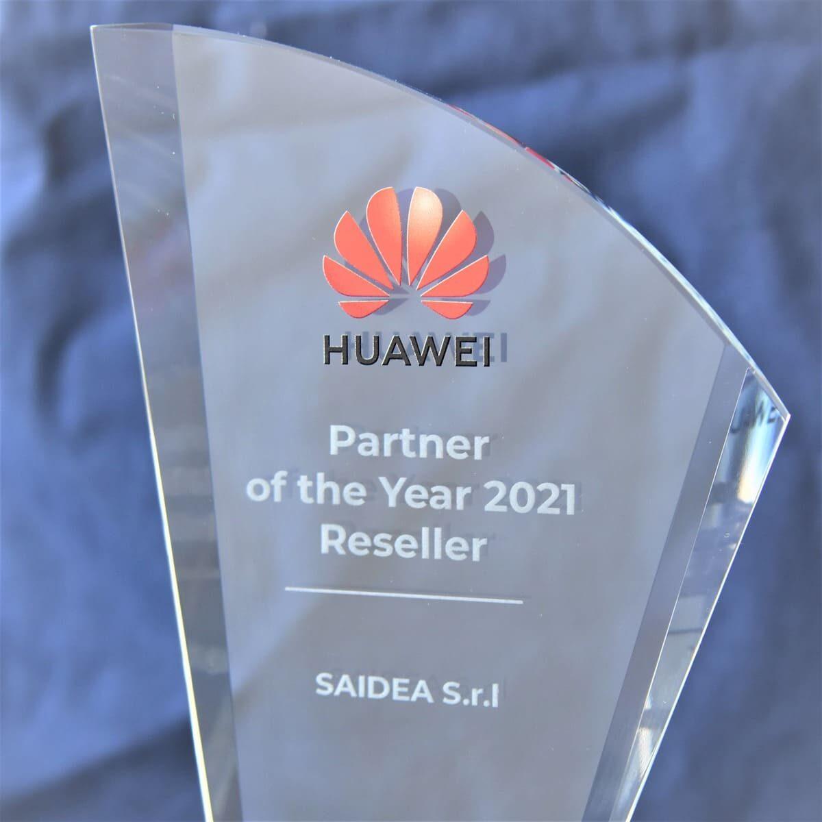 Premio Huawei 2021